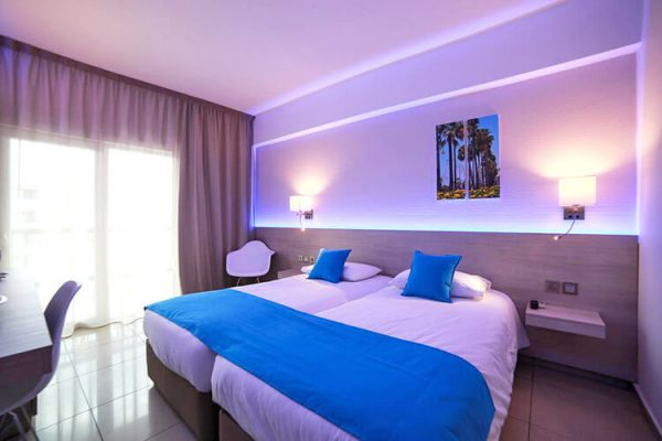Family room hotel larnaca